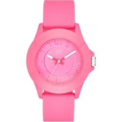 Skechers Women's Rosencrans Silicone Strap Watch 41.5mm found on Bargain Bro India from Macy's Australia for $31.75