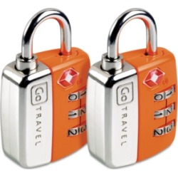 Go Travel 2-Pk. Twin Travel Sentry Locks found on Bargain Bro India from Macy's for $16.99