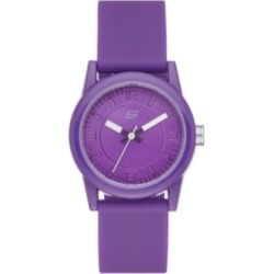 Skechers Women's Rosencrans Silicone Strap Watch 30mm found on Bargain Bro India from Macy's Australia for $31.75