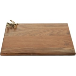 Michael Aram Olive Branch Collection Wood Cutting Board found on Bargain Bro India from Macy's for $165.00