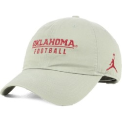 Jordan Oklahoma Sooners Campus Sport Strapback Cap found on Bargain Bro Philippines from Macy's for $24.99