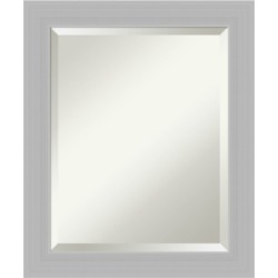 Amanti Art Brushed Sterling 20x24 Bathroom Mirror found on Bargain Bro Philippines from Macy's Australia for $291.08