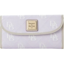 Dooney & Bourke Continental Clutch Wallet found on MODAPINS from Macy's for USD $138.00