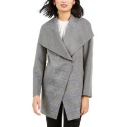 Tahari Wing-Collar Coat found on MODAPINS from Macy's Australia for USD $204.10