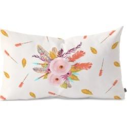 Deny Designs Iveta Abolina Boho Beach Ii Oblong Throw Pillow
