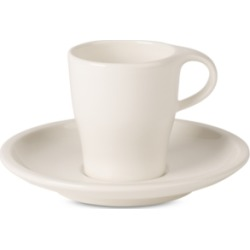 Villeroy & Boch Coffee Passion Collection Espresso Cup & Saucer Set