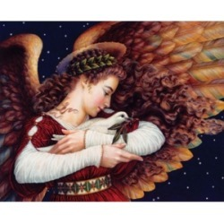 Springbok Puzzles Angel and Dove 1000 Piece Jigsaw Puzzle found on Bargain Bro India from Macy's for $26.00