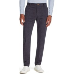 Tallia Men's Straight-Fit Stretch Houndstooth Pants found on MODAPINS from Macy's for USD $31.20