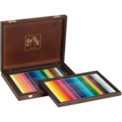 Caran D'Ache Pablo Permanent Pencil and Supracolor Soft Watercolor Pencils in A Wood Box, 30 Color Assortment found on Bargain Bro Philippines from Macy's Australia for $259.66