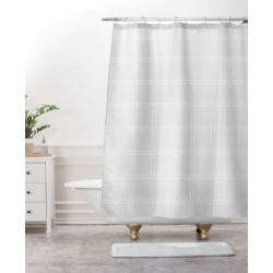 Deny Designs Iveta Abolina Black And White Play Bath Mat Bedding found on Bargain Bro India from Macy's for $91.99