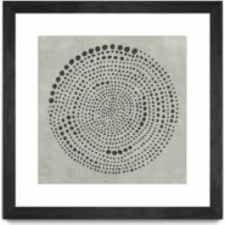 "Giant Art Mythos Ii Matted and Framed Art Print, 36"" x 36"""