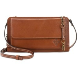 Patricia Nash Azario Smooth Leather Crossbody Organizer Wallet found on Bargain Bro India from Macy's for $97.30
