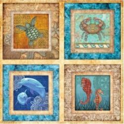 Springbok Puzzles Under The Sea 500 Piece Jigsaw Puzzle