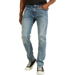 Men's Faded Skinny Jeans found on MODAPINS from Macy's for USD $108.00