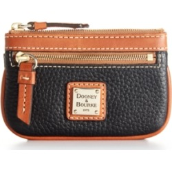 Dooney & Bourke Pebble Leather Coin Case found on Bargain Bro India from Macy's for $68.00