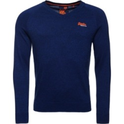 Superdry Men's Cotton V-Neck Sweater found on Bargain Bro Philippines from Macy's Australia for $52.46