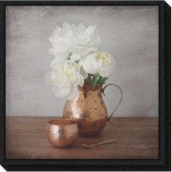 Amanti Art Vintage Peony Dreams Iii by Felicity Bradley Canvas Framed Art found on Bargain Bro Philippines from Macy's Australia for $108.75