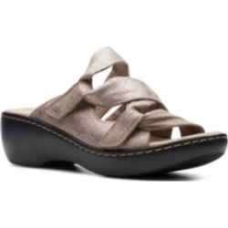 Clarks Collection Women's Delana Jazz Flat Sandals Women's Shoes found on Bargain Bro Philippines from Macy's Australia for $67.97