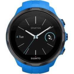 Suunto Spartan Sport Blue Wrist Hr, Blue Silicone Band with a Digital Dial found on Bargain Bro India from Macy's Australia for $585.31