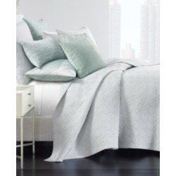 Hotel Collection Layered Frame King Coverlet Bedding