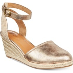 Style & Co Mailena Wedge Espadrille Sandals, Created for Macy's Women's Shoes