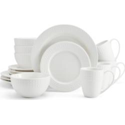 Mikasa Farrah 16-Piece Dinnerware Set