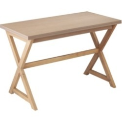 Southern Enterprises Ame Console To Dining Table