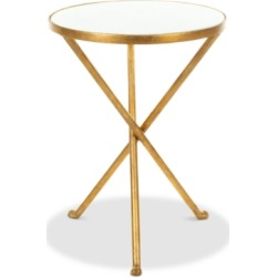 Marcie Foil Round Top Accent Table found on Bargain Bro from Macy's for USD $713.64
