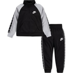 Nike Toddler Boys 2-Piece Colorblocked Jacket and Pants Track Suit Set found on Bargain Bro India from Macy's for $36.00
