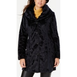 Laundry by Shelli Segal Reversible Faux-Fur Coat found on Bargain Bro India from Macys CA for $94.96