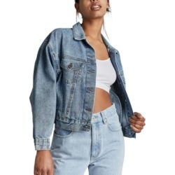 Women's 90s Denim Jacket found on MODAPINS from Macy's for USD $54.99
