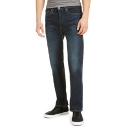 Levi's Men's 505 Regular Fit Straight Jeans found on MODAPINS from Macy's for USD $39.99