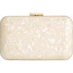 Inc International Concepts Teresa Mother of Pearl Clutch, Created for Macy's found on Bargain Bro Philippines from Macy's for $99.50