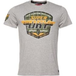Superdry Custom Tin Tab Lite T-Shirt found on Bargain Bro Philippines from Macy's Australia for $31.26