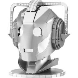 Metal Earth 3D Metal Model Kit - Dr. Who Cyberman Head