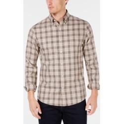 Michael Kors Mens Slim-Fit Plaid Shirt found on Bargain Bro India from Macys CA for $45.75