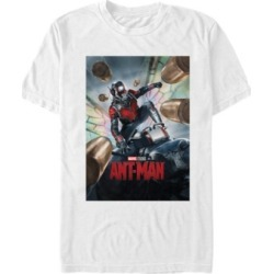 Marvel Men's Ant-Man Movie Poster Short Sleeve T-Shirt found on Bargain Bro Philippines from Macys CA for $26.22