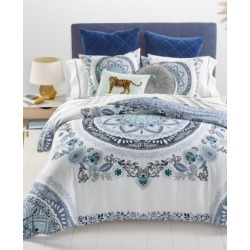 Closeout! Whim by Martha Stewart Collection Traveler Medallion 2-Pc. Twin/Twin Xl Comforter Set, Created for Macy's Bedding