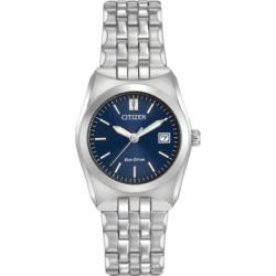 Citizen Men's Eco-Drive Stainless Steel Bracelet Watch 40mm BM7330-59L
