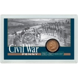 American Coin Treasures Civil War Penny
