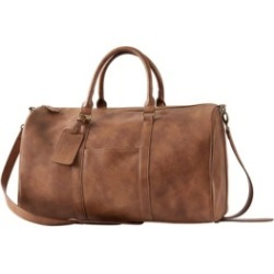 Cathy's Concepts Personalized Polyurethane Transport Duffle found on MODAPINS from Macy's for USD $108.00