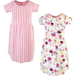 Touched by Nature Big Girl Organic Dress 2 Pack found on Bargain Bro India from Macy's for $40.99