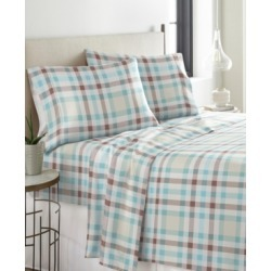 Pointehaven Heavy Weight Cotton Flannel Sheet Set Full Bedding found on Bargain Bro Philippines from Macy's for $100.00