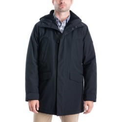 Michael Kors Men's Big & Tall Otto Hooded Stadium Parka with Faux Sherpa Lining found on MODAPINS from Macy's Australia for USD $158.98