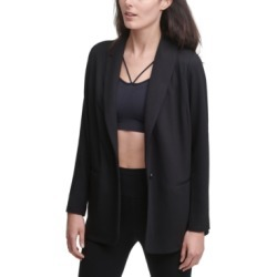 Dkny Soft-Knit One-Button Blazer found on MODAPINS from Macy's for USD $53.70