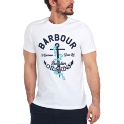 Barbour Men's Harbour Graphic Cotton T-Shirt found on MODAPINS from Macy's for USD $50.00