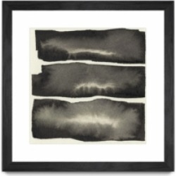 """Giant Art Diverge I Matted and Framed Art Print, 36"""" x 36"""""""