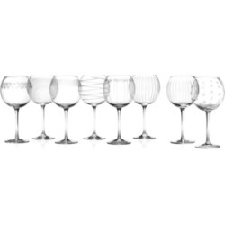 Mikasa Cheers Balloon Wine Glasses 8 Piece Value Set found on Bargain Bro Philippines from Macy's for $59.99
