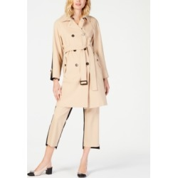 Marella Colorblocked Trench Coat found on MODAPINS from Macys CA for USD $381.52