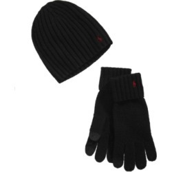 Polo Ralph Lauren Men's Hat & Glove Gift, Created for Macy's found on Bargain Bro Philippines from Macy's for $100.00